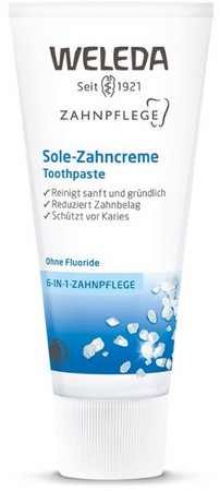 Weleda Sole Toothpaste zubní pasta sole