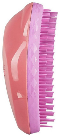 Tangle Teezer Original Coral Pink kefa na vlasy