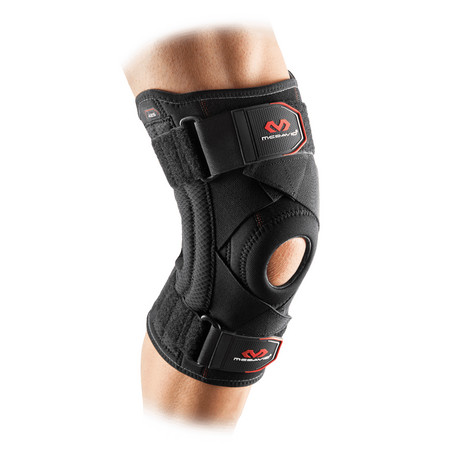 McDavid Knee Support w/ stays & cross straps 425 Knieorthese