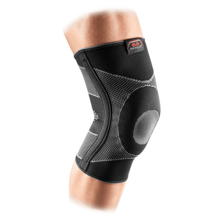 McDavid Knee Sleeve / 4-way elastic w/ gel buttress & stays 5116 Knieorthese