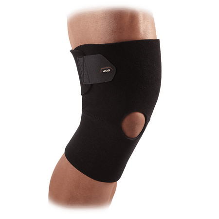 McDavid Knee Wrap / adjustable w/ open patella 409 Kolenný ortéza