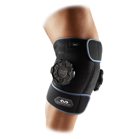 McDavid True Ice Knee / Leg Wrap 231 Fnee cooling with fixation