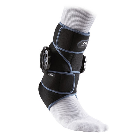 McDavid True Ice Ankle Wrap 232 Ankle cooling with fixation