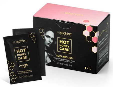 Elchim Hot Honey Care Sublime Liss Smoothing Treatment