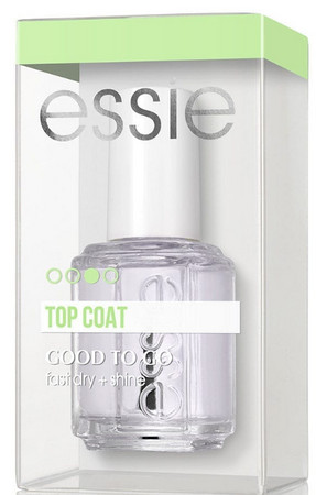 Essie Good To Go quick-drying nail polish