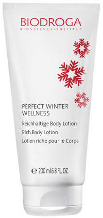 Biodroga Special Care Perfect Winter Wellness Rich Body Lotion bohatý tělový krém