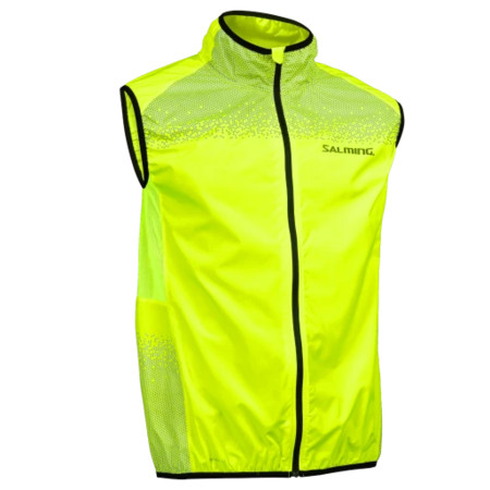 Salming Run Skyline Vest Men Safety Yellow Men's functional running vest