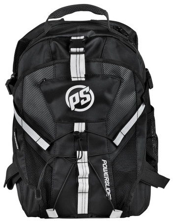 Powerslide Fitness Backpack Black 13,6l Batoh