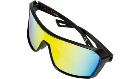 Powerslide Sunglasses Vision Black Goggles