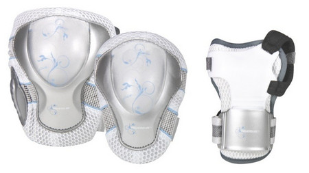 Powerslide Pro Air Women 2012 (sada) Protectors for roller skates