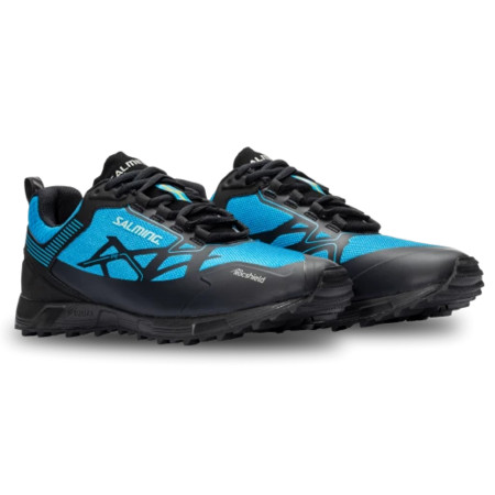Salming Ranger Men Dark Grey/Blue Running shoes