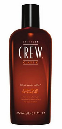 American Crew Classic Firm Hold Styling Gel gel na vlasy