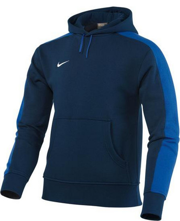 Nike TEAM FLEECE HOODY BOYS Mikina
