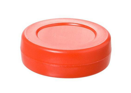 Unihoc Puck red Plastic Puck