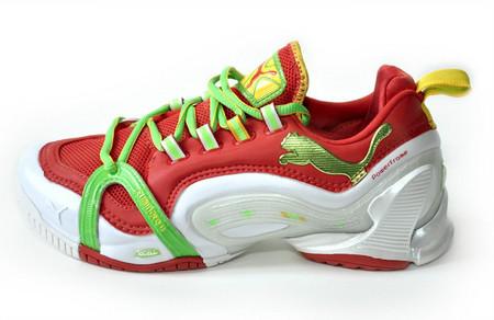 Eliminate indoor shoes Puma 1.1