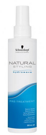 Schwarzkopf Professional Natural Styling Hydrowave Pre-Treatment Spray