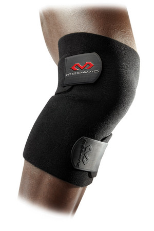 The knee brace McDavid 408 KNEE WRAP UNI