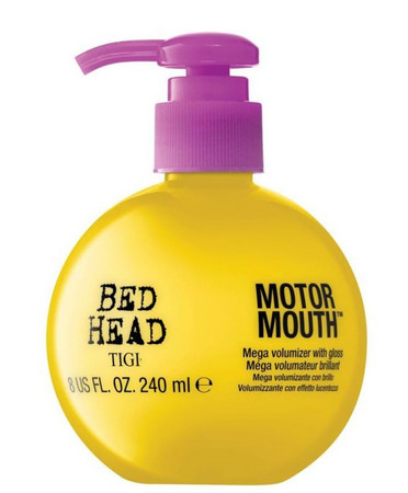 TIGI Bed Head Motor Mouth Volumen-Stylingcreme mit Neon-Effekt