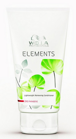 Wella Professionals Elements Conditioner lehký obnovujicí kondicionér