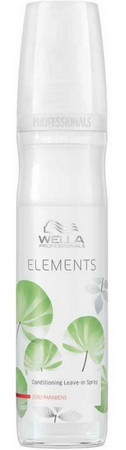 Wella Professionals Elements Leave-in Spray regeneračný bezoplachový kondicionér