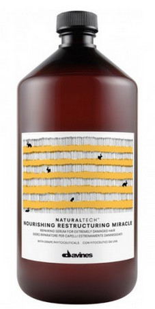 Davines NaturalTech Nourishing Restructuring Miracle