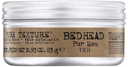 TIGI Bed Head for Men Pure Texture Molding Paste tvarovací krémová pasta