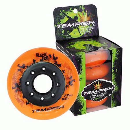 Tempish Spring B 80x24 85A Set of wheels