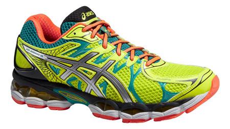 Running shoes Asics GEL-NIMBUS 16 `15 | efloorball.net
