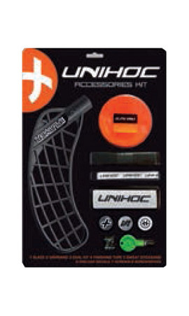 Unihoc REPLAYER blade accessories kit Florbalová čepeľ