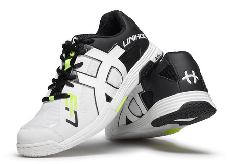 Unihoc U3 Speed white/black Hallenschuhe