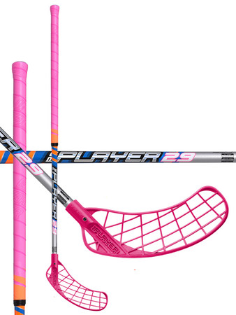 Unihoc REPLAYER 29 cerise Floorball schläger