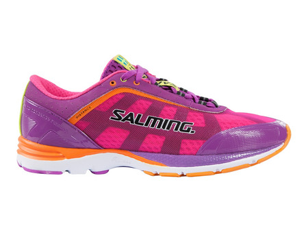 Salming Distance Shoe Women Purple Running shoes
