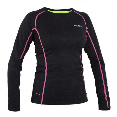 Salming Running LS Wool Tee Women Tričko