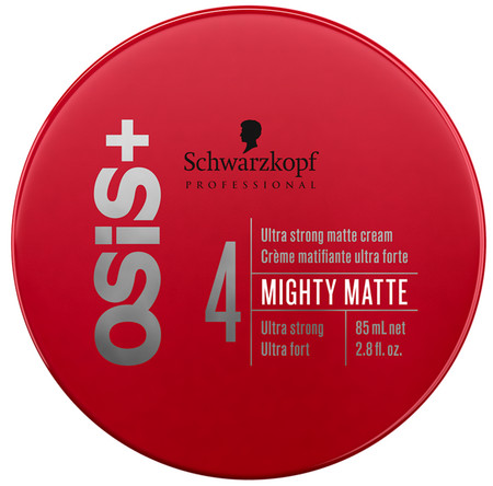 Schwarzkopf Professional OSiS+ Mighty Matte Ultra Strong Matte Cream