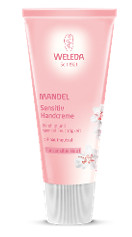 Weleda Almond Calming Hand Cream Sensitiv Handcreme