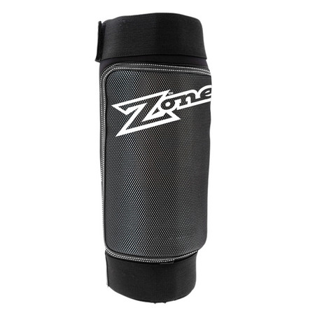 Zone floorball ICON black Knee protectors