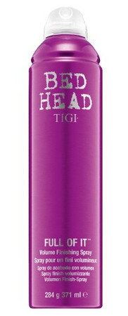 TIGI Bed Head Fully Loaded Full of it Volume Finishing Spray
