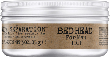 TIGI Bed Head for Men Matte Separation Workable Wax stylingový vosk pre matný vzhľad