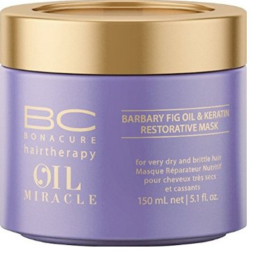 Schwarzkopf Professional BC Bonacure Oil Miracle Barbary Fig Oil & Keratin Restorative Mask