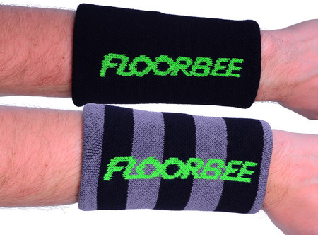 FLOORBEE Sweaty holder Floorball wristband
