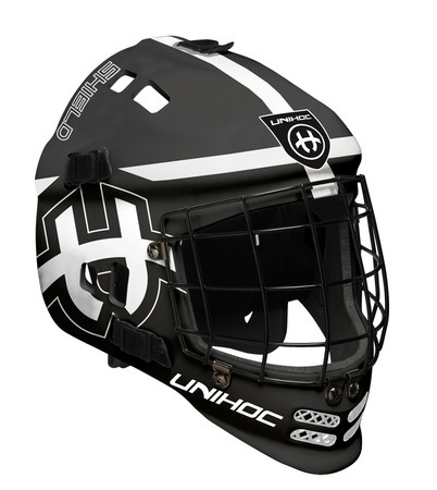 Unihoc Shield Goalie mask