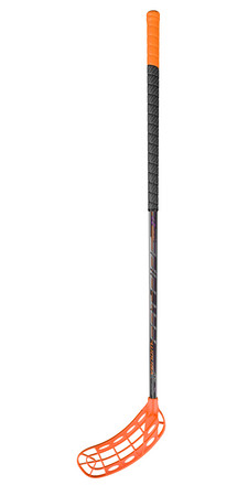 Fat Pipe VENOM 31 ORANGE JAB Floorball stick