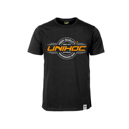 Unihoc Jamaica black Shirt