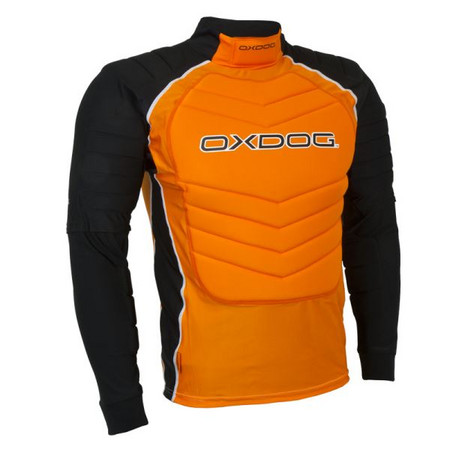 OxDog TOUR GOALIE VEST ORANGE Goalie vest
