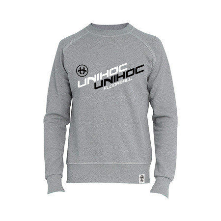Unihoc Dallas grey melange Sweatshirt