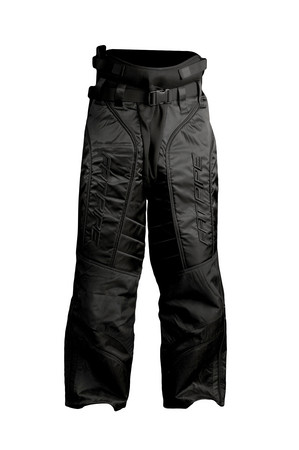 Fat Pipe GK-Pants All black NYLON OXFORD Goalie Hosen