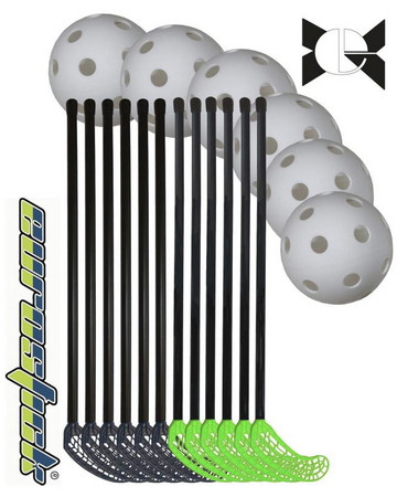 Necy Medi 85 Team set 85/96cm Floorball set (9-12 Jahre)