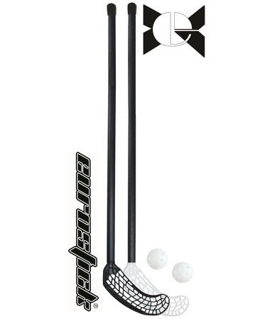 Eurostick Maxi set 95/107cm Floorball set (13 - 15 Jahre)