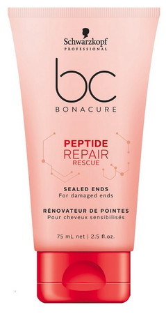 Schwarzkopf Professional BC Bonacure Repair Rescue Peptide Sealed Ends