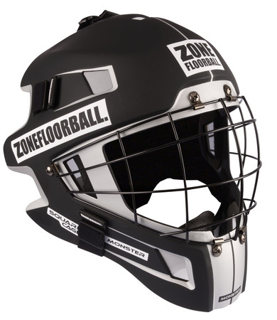 Zone floorball MONSTER SQUARE CAGE Goalie Helmet